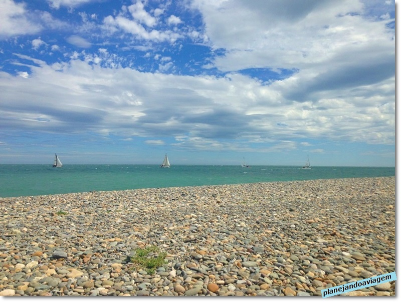 Bray - Praia