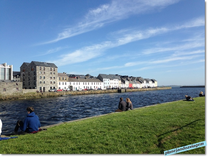 Galway - The Long Walk