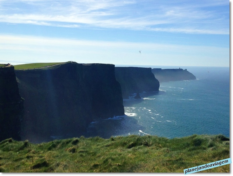 Cliffs of Moher/Falesias de Moher