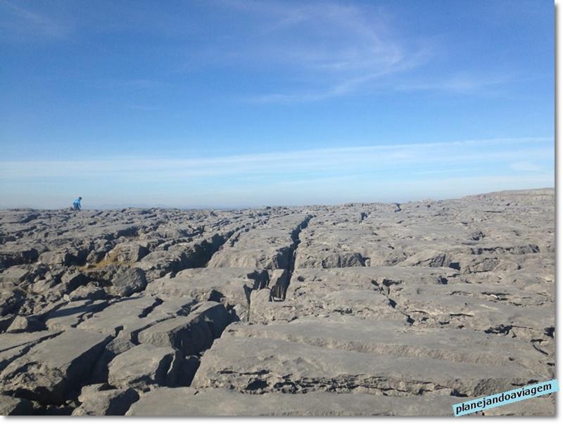 The Burren - Formacoes rochosas