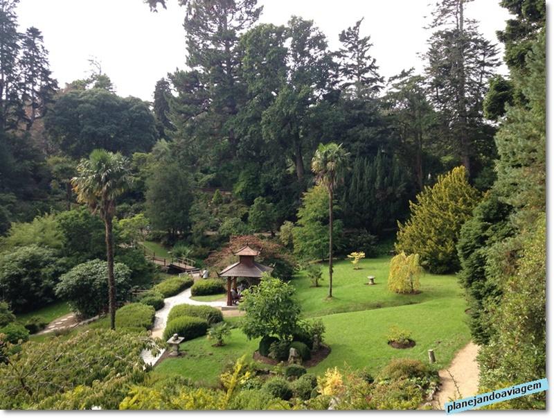 Powerscourt - jardim japones