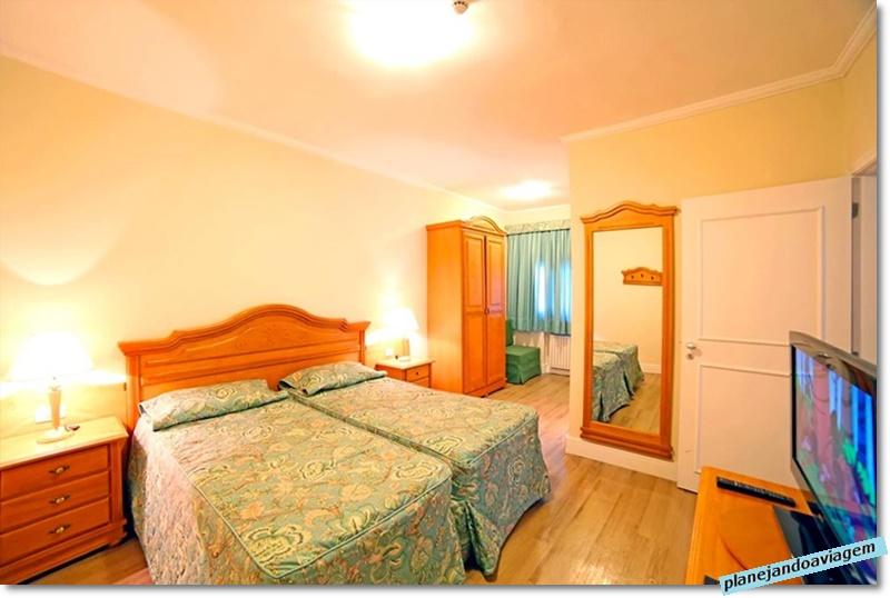 Campos do Jordao - Hotel Villaggio Italia - Quarto