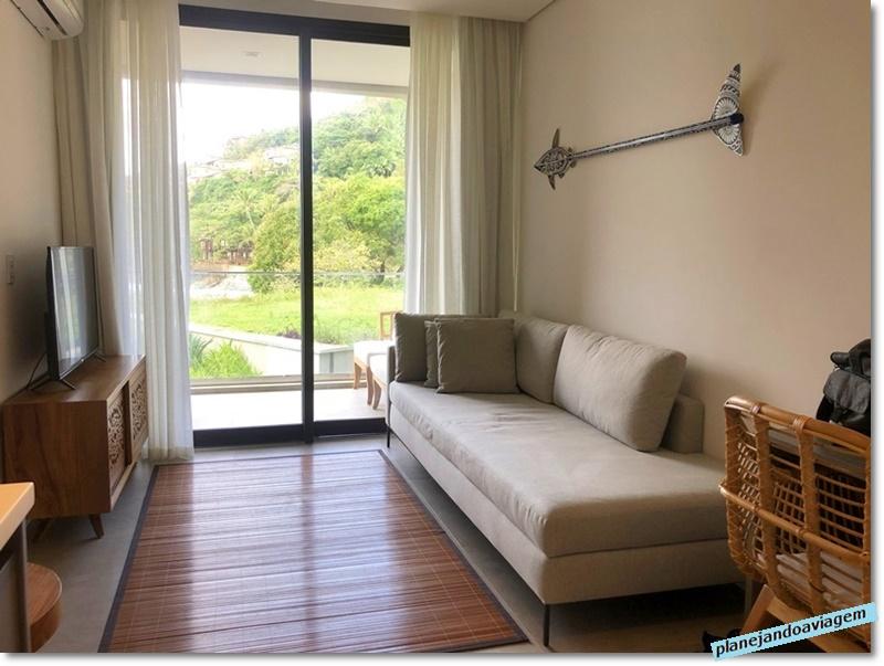 Hotel Casa di Sirena - Acomodacao Suite Casal - Estar