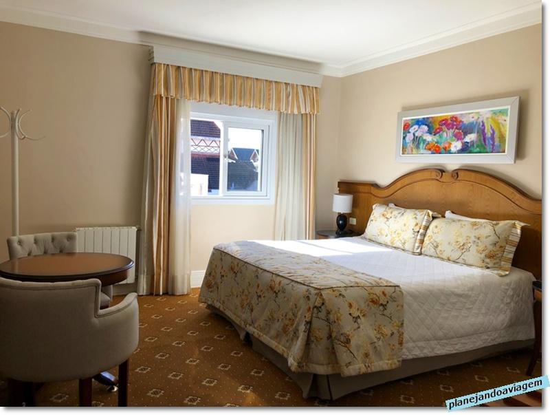 Campos do Jordao - Hotel Italia Eleganza- Quarto