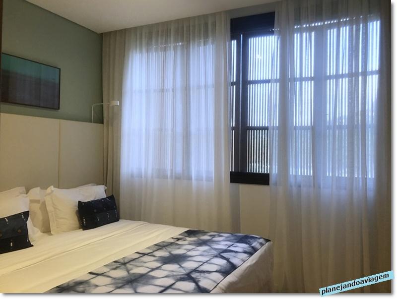 Hotel Casa di Sirena - Acomodacao Suite Casal Casal - Quarto