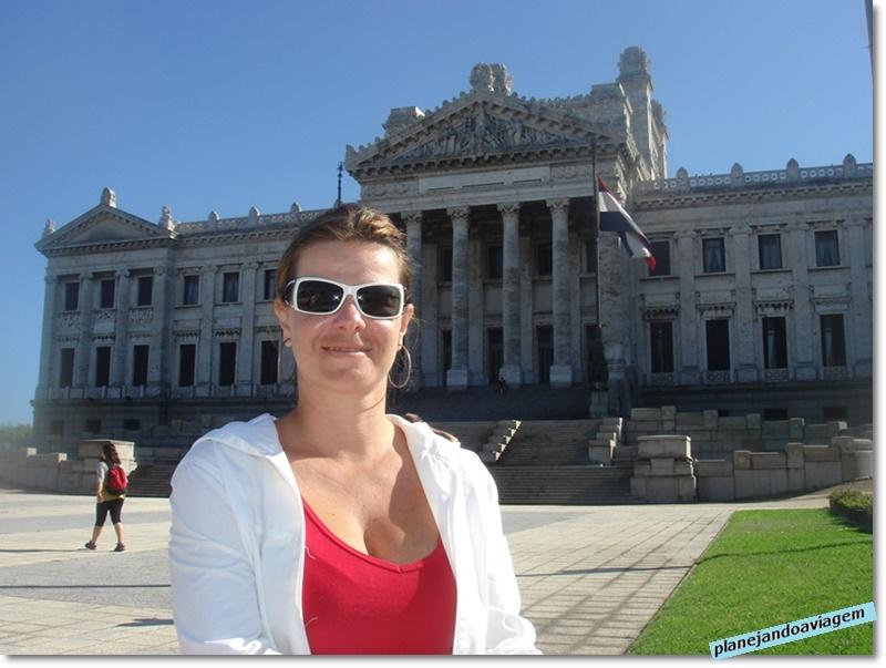 Montevideu - Palácio Legislativo