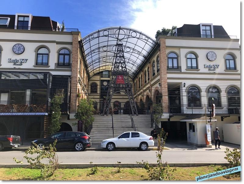 Campos do Jordao - Shopping Gourmet Luis XV
