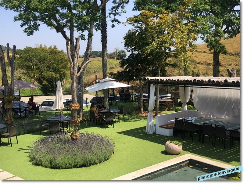 Vinicola Villa Santa Maria - area externa (restaurante e eventos)