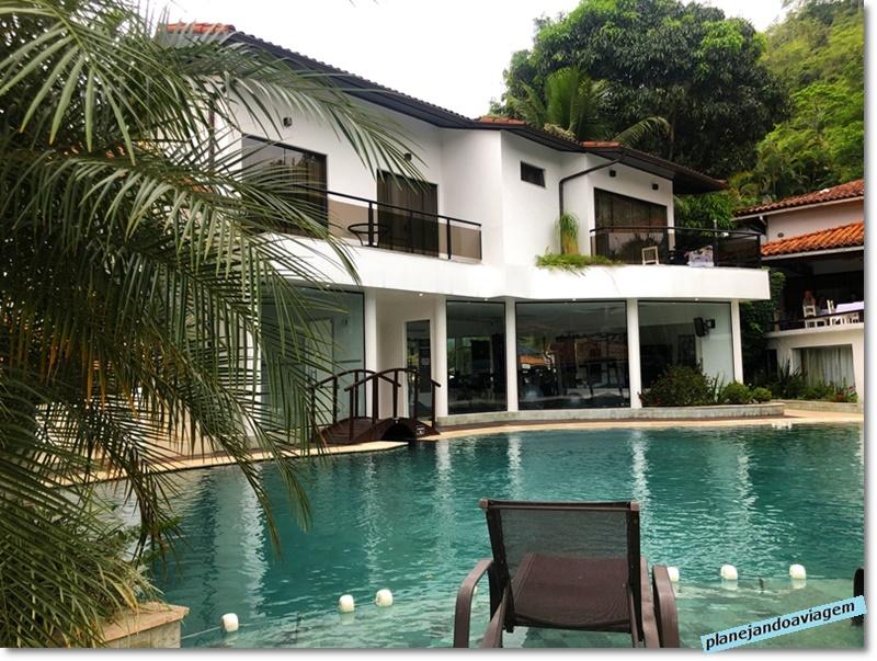 Angra Boutique Hotel - piscina