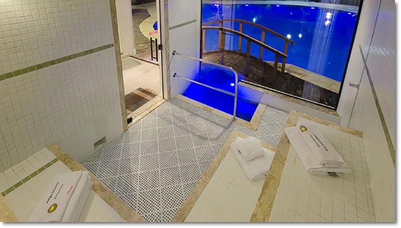 Angra Boutique Hotel - sauna