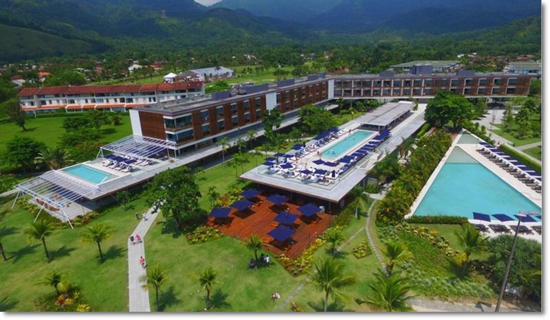 Hotel Fasano Angra dos Reis - visao geral