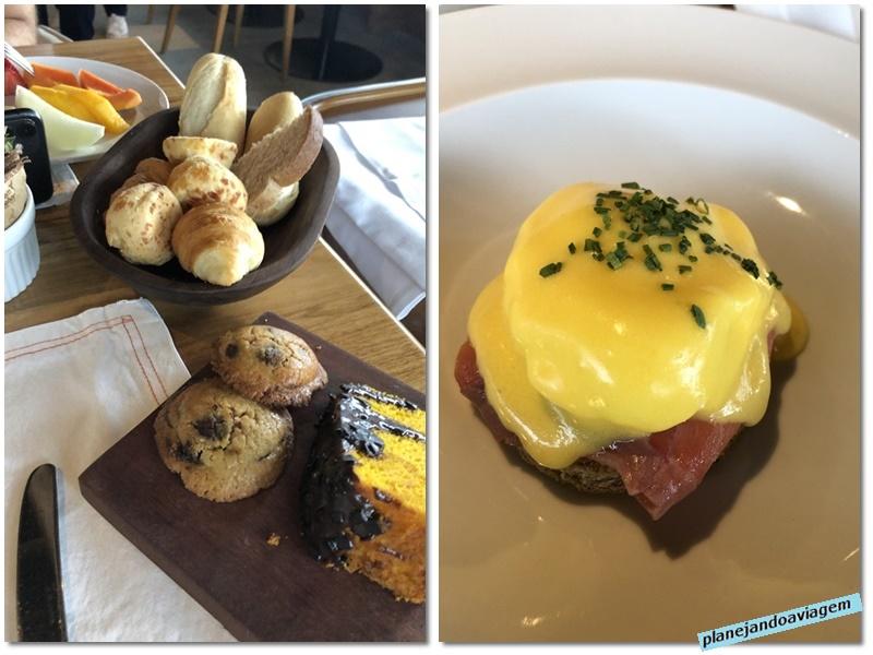Cafe da manha - doces e alla carte