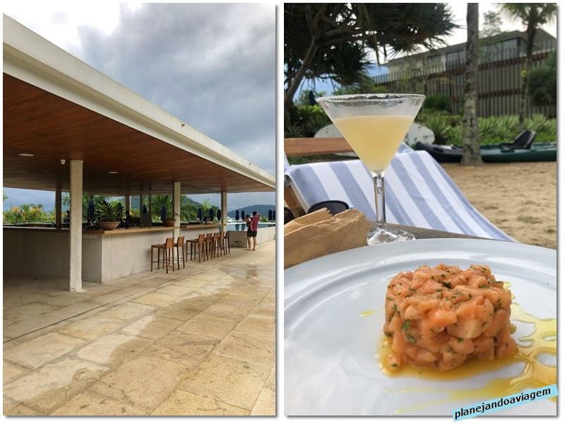 Restaurante Marea e Servico de Praia do Pe Na Areia