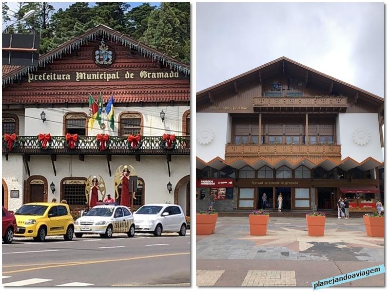 Prefeitura e Palacio dos Festivais