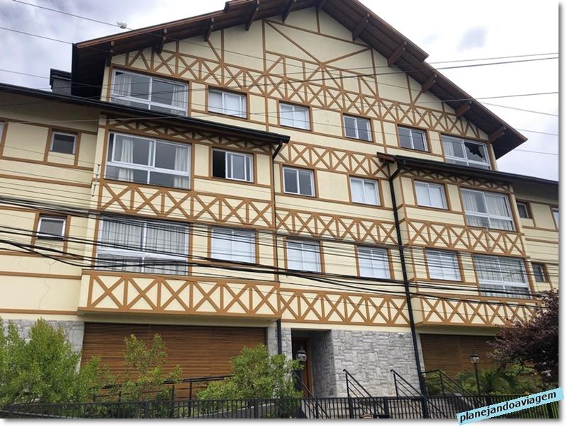 Edificio Paradiso - Hospedagem em Apartamento por temporada em Gramado