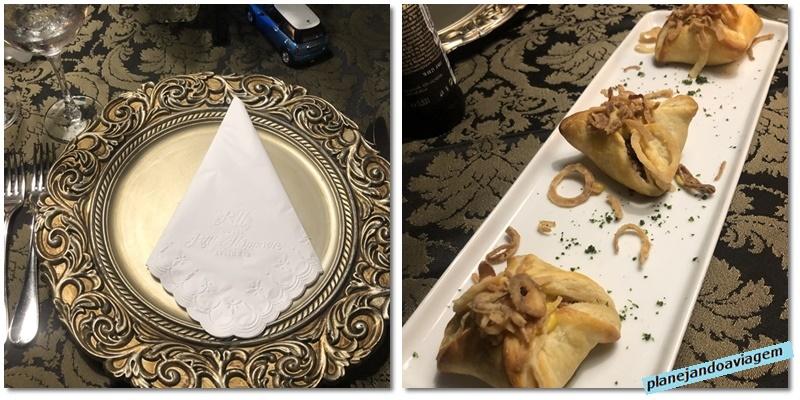 Restaurante Hoppner - entradinha