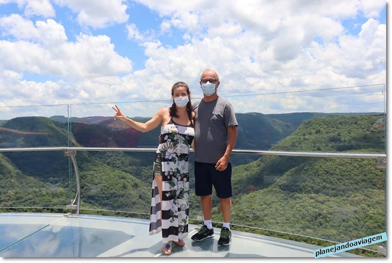 SkyGlass - foto tirada pelo fotografo da plataforma
