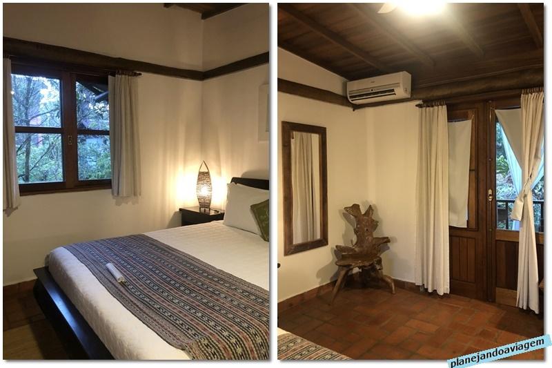 Villa Manakas Quarto - tipologia suite superior (quarto)