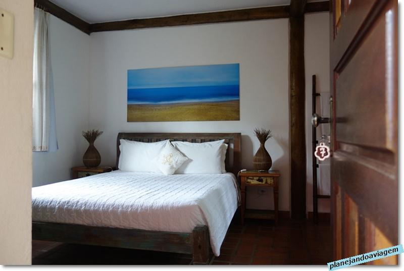 Villa Manakas Quarto - tipologia suite superior (terreo e sem varanda)