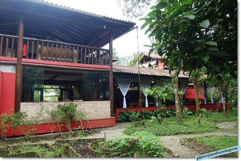 Villa Manakas - Restaurante - exterior