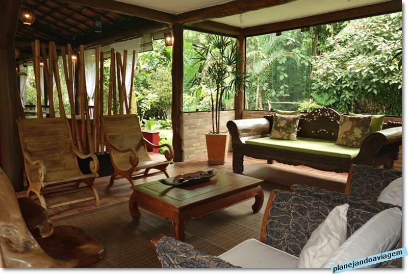 Villa Manakas - estar