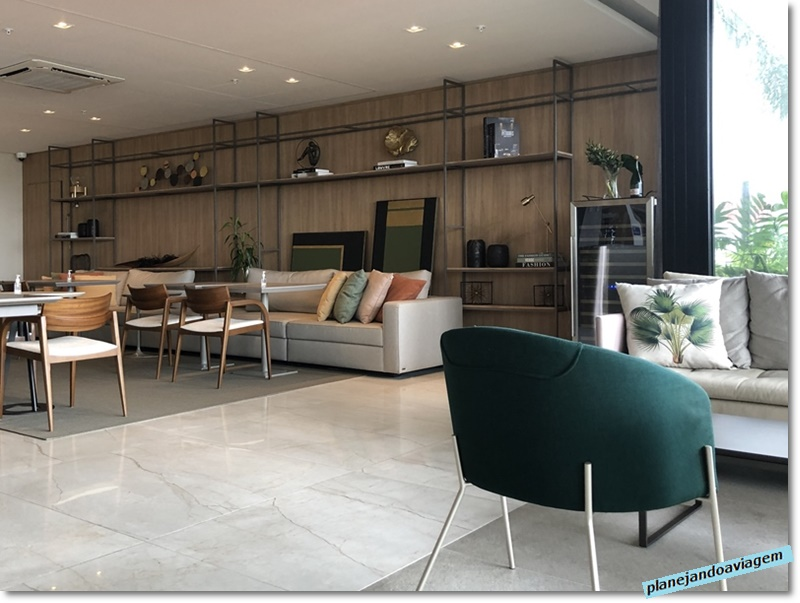 Mercure Itajaí- Navegantes - áreas comuns - restaurante