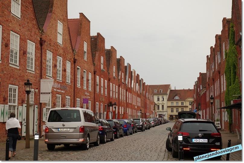Holländisches Viertel em Potsdsam
